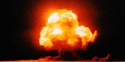 Ledakan Bom Atom Pertama 16 Juli 1945