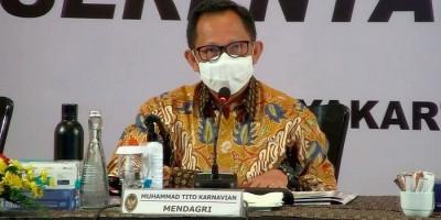 Tito Karnavian Terbitkan Edaran, Minta Satpol PP Bertindak Humanis Tertibkan PPKM