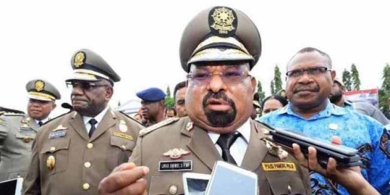 Kasus Covid-19 Melonjak di Papua, Gubernur Lukas Enembe Akan Lockdown Satu Bulan