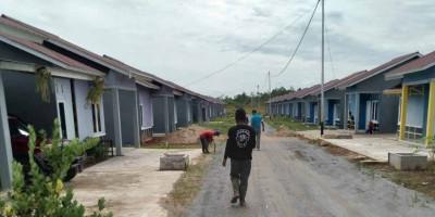 Kementerian PUPR Berikan Bantuan PSU 1.367 Rumah di Kalimantan Barat