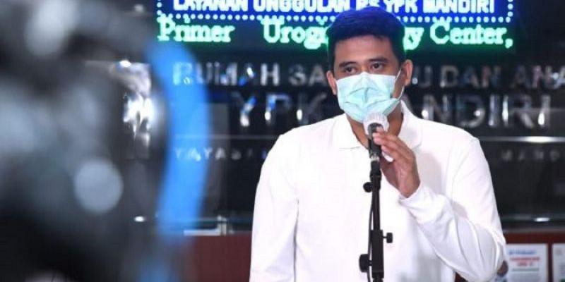Dikabarkan Positif Covid-19, Ini Kata Anak Buah Bobby Nasution di Medan