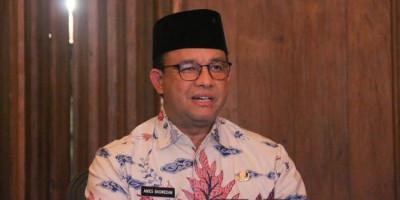 Anies Baswedan Berharap, PPKM Level 4 di Jakarta Membuahkan Hasil