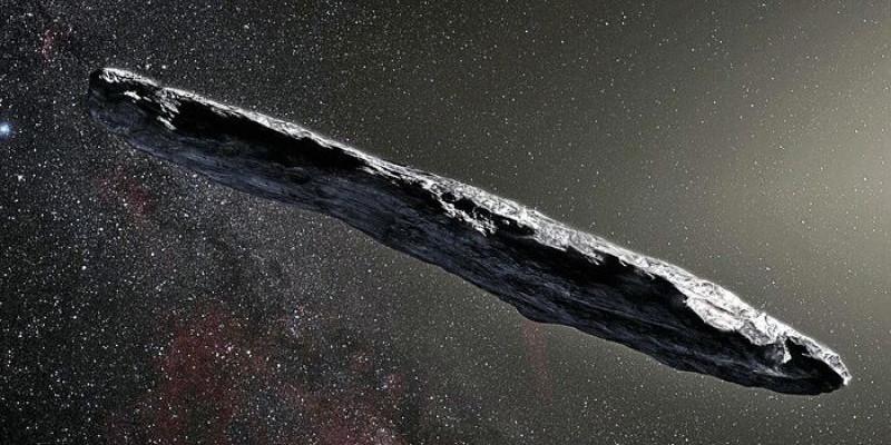 Menduga-Duga Oumuamua
