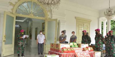 Korps Marinir TNI AL Akan Salurkan Bansos FKS Foundation Kepada Nakes