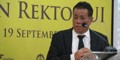Meskipun Sudah Mundur Rektor UI Tetap Harus Dikenakan Sanksi Hukum
