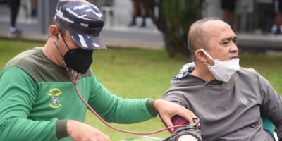 Wadan Kormar: Olahraga Ampuh Tingkatkan Imunitas