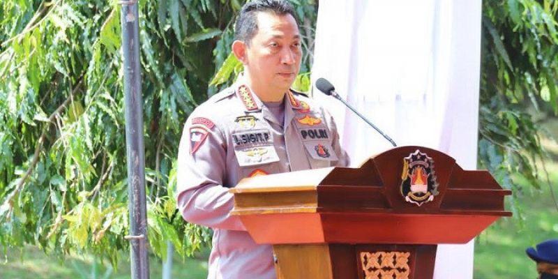 Instruksi Kapolri, Kapolda Se-Indonesia Segera Salurkan Bansos
