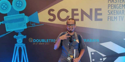 Lolos Inkubasi SCENE 2021, Abdul Majid Usung Spirit Inklusifitas