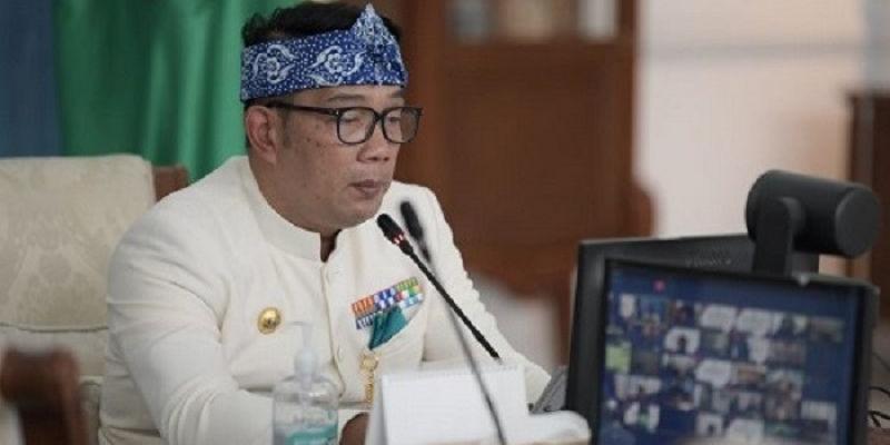 Ridwan Kamil: Jabar Paling Rawan Covid-19 Dibandingkan dengan Provinsi Lain