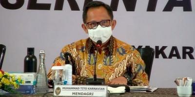 Tiga Instruksi Mendagri Tito Karnavian untuk Perpanjangan PPKM