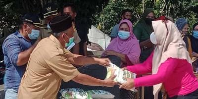 FWBB Bekerjasama ACT Salurkan Bantuan Beras Sebanyak 300kg