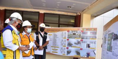 RS Darurat Asrama Haji Donohudan Siap Beroperasi 2 Agustus 2021