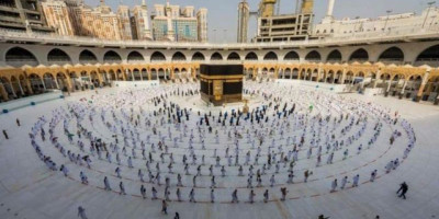 Arab Saudi Izinkan Umrah, Kemenag Bahas Syarat yang Ditetapkan dengan Kemenkes