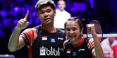 Dihentikan Pasangan Nomor Satu Dunia di Olimpiade Tokyo, Praven/Melati: Mohon Maaf Kepada Seluruh Masyarakat Indonesia