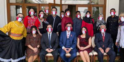 Peringatan Dua Abad Kemerdekaan Republik Peru