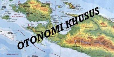 Landasan Filosofis UU Otsus: Untuk Sejahterakan Rakyat Papua