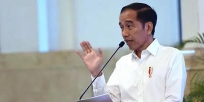 Jokowi Sebut Kasus Varian Delta di Luar Jawa Meningkat