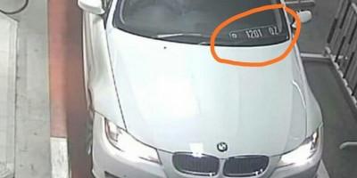 Pengemudi BMW Kabur dan Tak Bayar Bensin Rp600 Ribu Ini Terekam CCTV, Kasihan Petugasnya