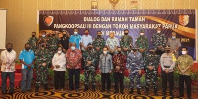 Tokoh Masyarakat Papua Apresiasi Permintaan Maaf TNI AU dalam Kasus Penganiayaan Warga Merauke