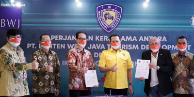 IMI Siap Kembangkan Automotive Sport Tourism Tanjung Lesung