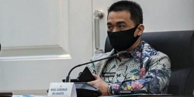 Wagub DKI Sebut Penerapan PPKM Level 4 di Jakarta Sesuai Harapan