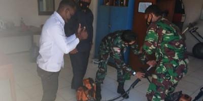 Steven Yadohamang, Pemuda Korban Penganiayaan Oknum TNI AU Diberi Pelatihan