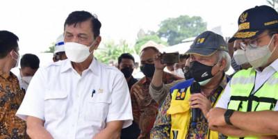 Kementerian PUPR Lanjutkan Pembangunan Sodetan Sungai Ciliwung ke Kanal Banjir Timur