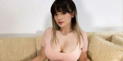 Nekat Turun ke Jalan Cuma Pakai Bikini, Dinar Candy Dipanggil Polisi