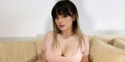 Dinar Candy Kooperatif dan Menyesali Perbuatannya Berbikini di Jalan