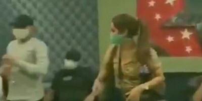 Asyik Dugem Bareng 7 Wanita Seksi Saat PPKM, 5 Oknum Anggota DPRD Positif Narkoba