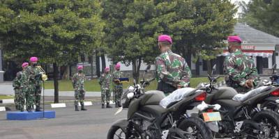 Marinir Dapat Motor Baru