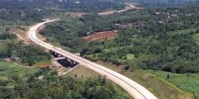 Ruas Tol Cigombong-Cibadak Selesai Akhir 2021, Bogor-Sukabumi Bisa Hemat Waktu 2 Jam