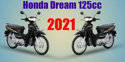Honda Motorcycle Luncurkan Sepeda Motor Anyar Dream 125 Beyond Luxury, Simak Spesifikasinya