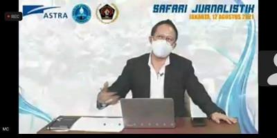 Kerja Sama 10 Tahun, PWI Pusat dan Astra Indonesia Kembali Gelar Safari Jurnalistik