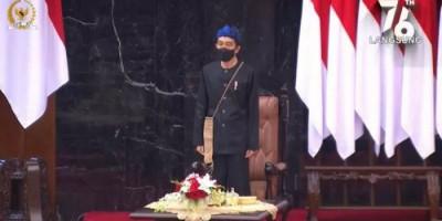 Jokowi: Pandemi Covid-19 Itu Sama dengan Kawah Candradimuka