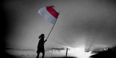 Indonesia 'Belum' Merdeka !