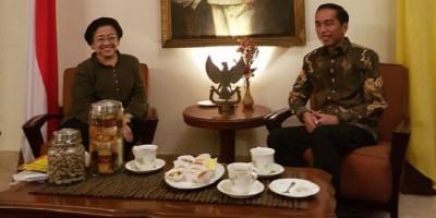 Jokowi Kerap Dikritik Tanpa Etika, Megawati: Saya Suka Nangis