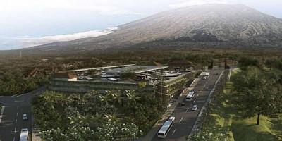 Peletakan Batu Pertama, Kementerian PUPR Mulai Pembangunan Pelindungan Kawasan Suci Pura Besakih di Bali