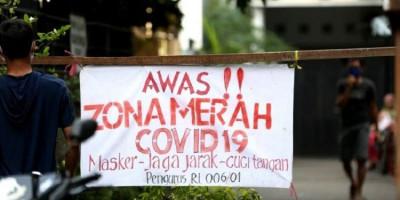 Wagub DKI Sebut Jakarta Sisakan 3 RT yang Zona Merah