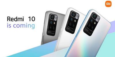 Meluncur Pekan Ini, Ini Spesifikasi dan Harga Smartphone Xiaomi Redmi 10