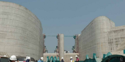 Kementerian PUPR Bangun Sejumlah Infrastruktur di Provinsi Banten