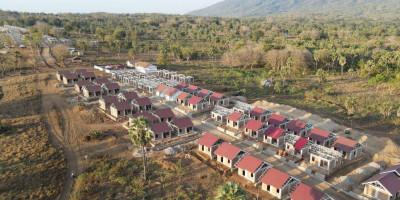 Kementerian PUPR Percepat Pembangunan Huntap Bagi Masyarakat Terdampak Bencana di NTT
