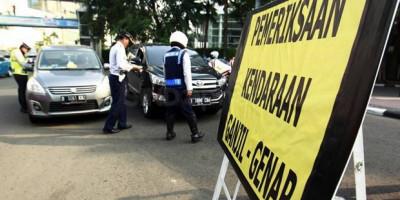 Polda Metro Jaya Buka Opsi Perluasan Titik Ganjil Genap