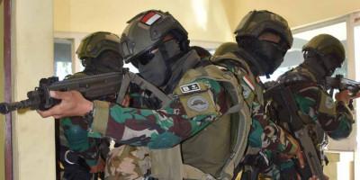 Pasukan Khusus TNI AL  Akan Berlatih Di Situbondo