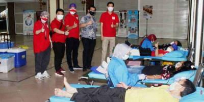Dalam Rangka HUT ke 76 RI, Perhimpunan INTI Adakan Aksi Donor Darah