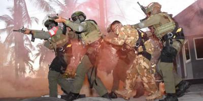 Dalam Hitungan Detik Pasukan Khusus TNI AL Rebut Objek Vital Di Situbondo