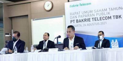 BTEL Bertransformasi Menjadi Perusahaan Teknologi dan Komunikasi, Pendapatan Naik 179 Persen