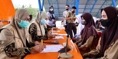 Mobile Vaccinator Kebut Vaksin, Sulsel Layani 500 Siswa SMA/SMK di Sinjai