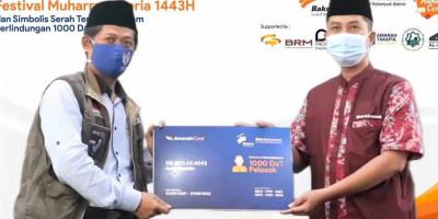 Festival Muharram Bakrie Amanah 2021 & Serah Terima Program Perlindungan untuk 1000 Da'I Pelosok