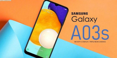 Samsung Galaxy A03s Indonesia Resmi Dirilis, Ini Harga dan Spesifikasinya